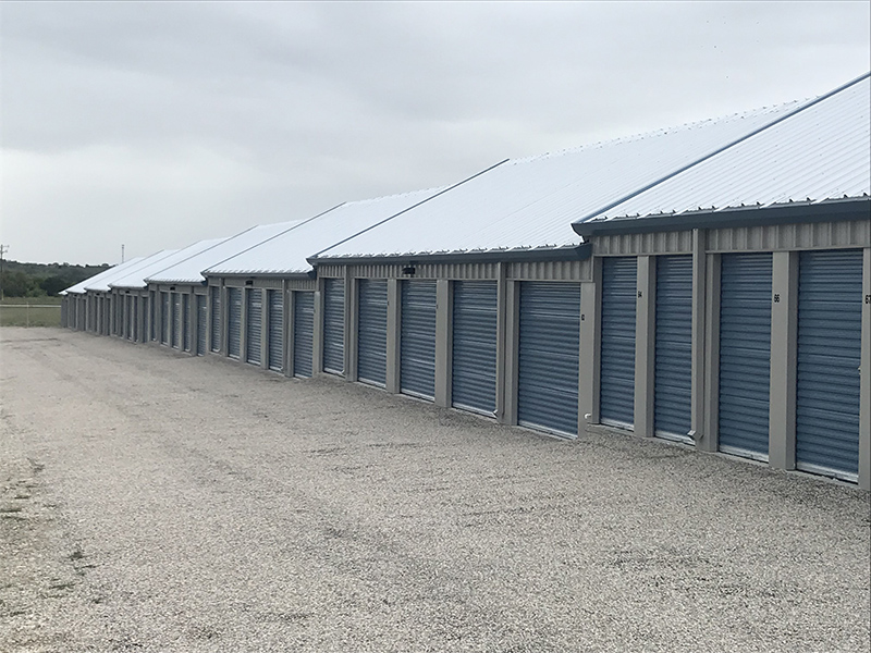 storage facility Granbury