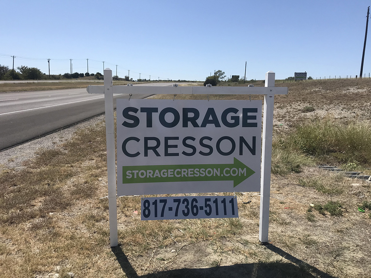 Contact our Storage Center